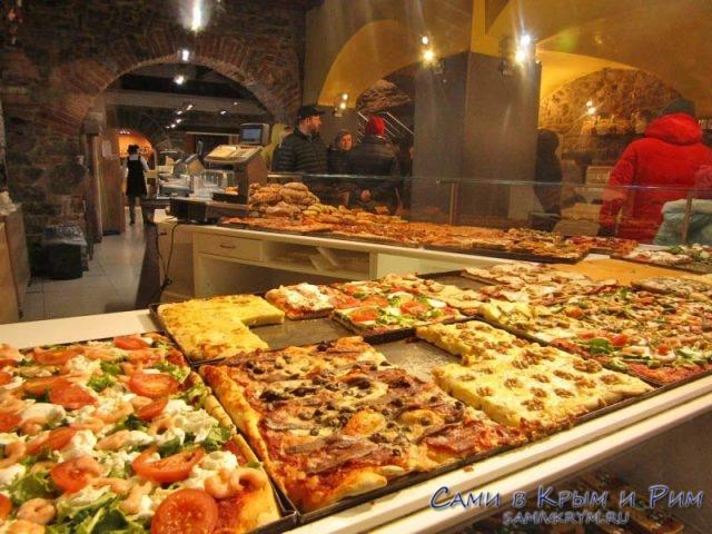 Пиццерии Бергамо