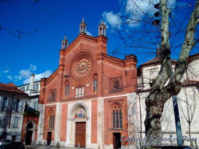 Собор Святого Марка в Италии