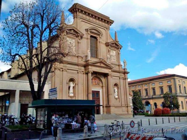 Церковь СВятого Барталамео