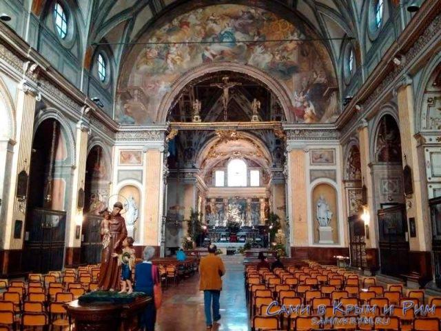 Церковь Святого Барнабы