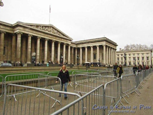 Тернистый путь к Национальному музею