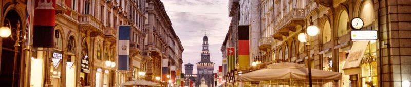 Вечерние прогулки по Милану