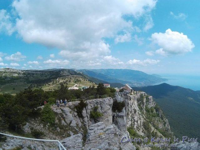 Красивейшее плато Крыма