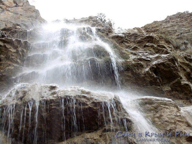 Водопад-УчанСу