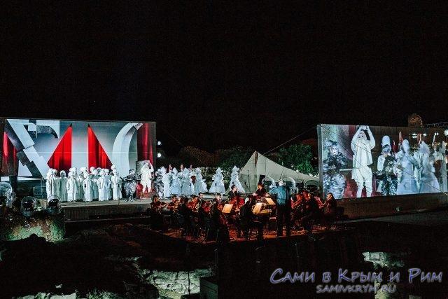 Масштабные культурно-развлекательные мероприятия в новом сезоне 2019: Севастополь