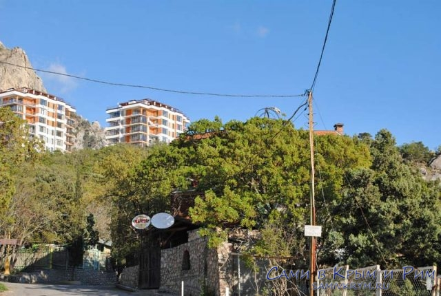 Отель Мечта и апартаменты Ласпи