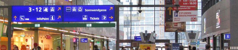 Железнодорожные вокзалы Австрии