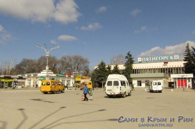 Маршрутки-в-Пятигорске