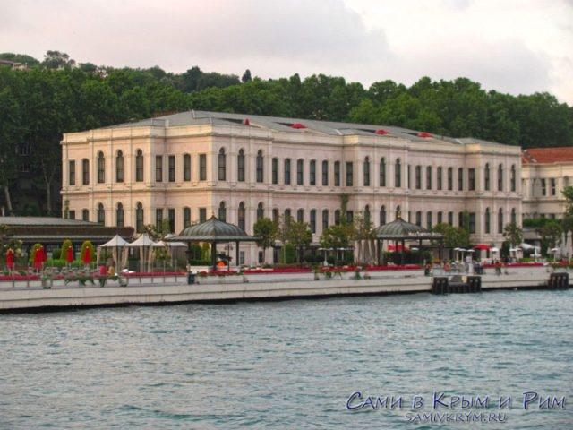 Отели Стамбула рядом с Босфором