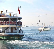 Паромы Стамбула