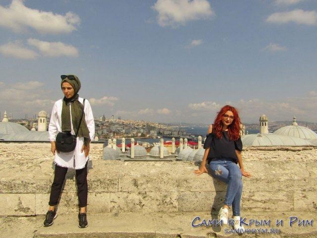 Стамбульские девчонки