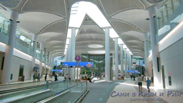 Светлые-залы-конкорса-нового-аэропорта
