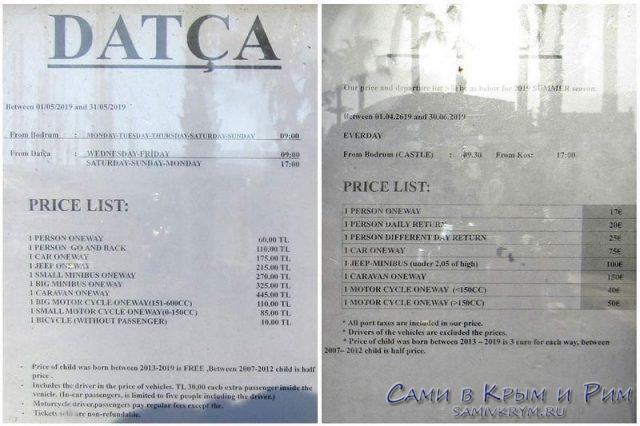 Bodrum-Datca-Kos