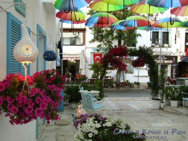 Бутик-отель в Бодруме