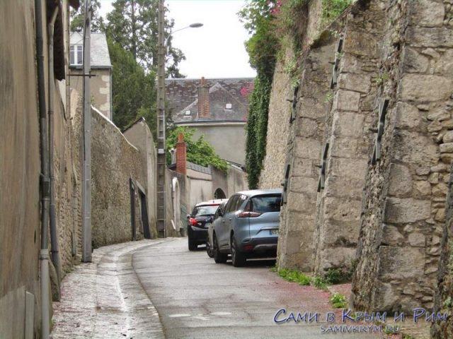 Как паркуются местные во Франции