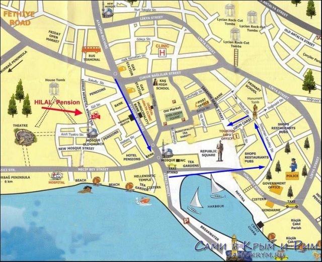 Карта-Каша