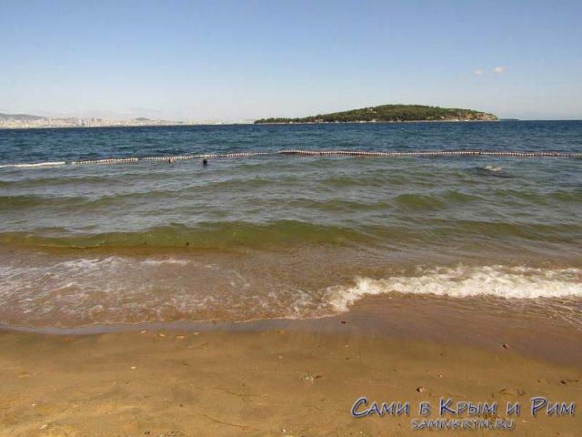 Песочные пляжи Принцевых островов
