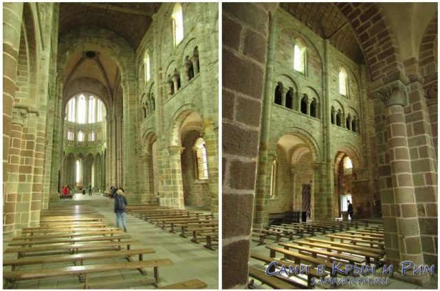 Церковь-аббатства-Сен-Мишель