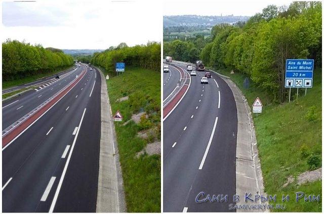 Знаки-о-зоне-отдыха-на-дорогах-Франции