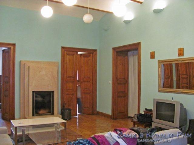 4-х комнатная квартира в Кракове