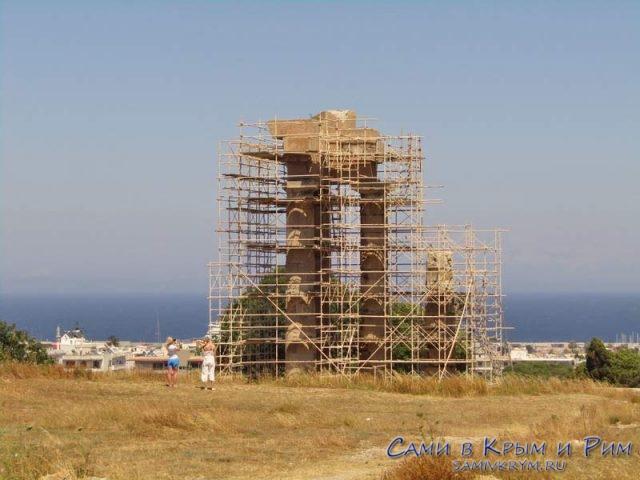 Акрополь-Родоса