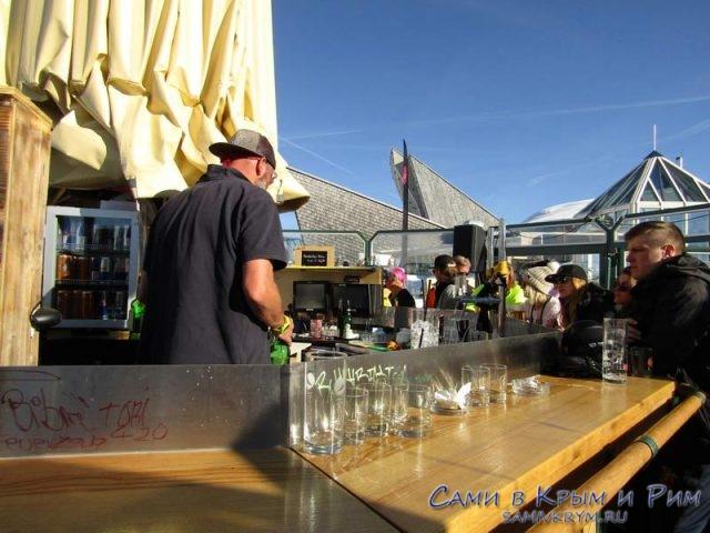 Апре ски бар Фарнцл на Шмиттене