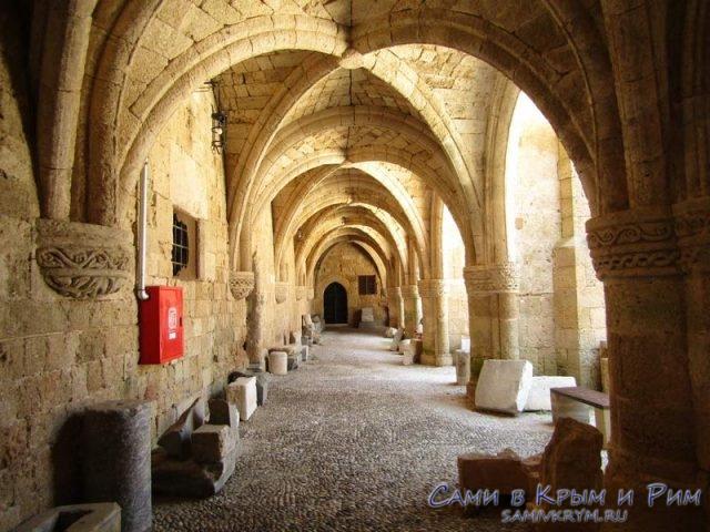 Археологический-музей-Родоса