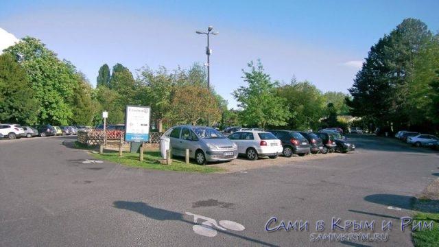 Бесплатная-парковка-в-городе