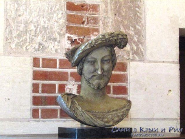 Бюст короля Франциска I