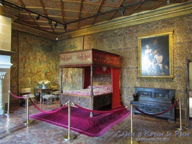 Дамская спальня в Шенонсо