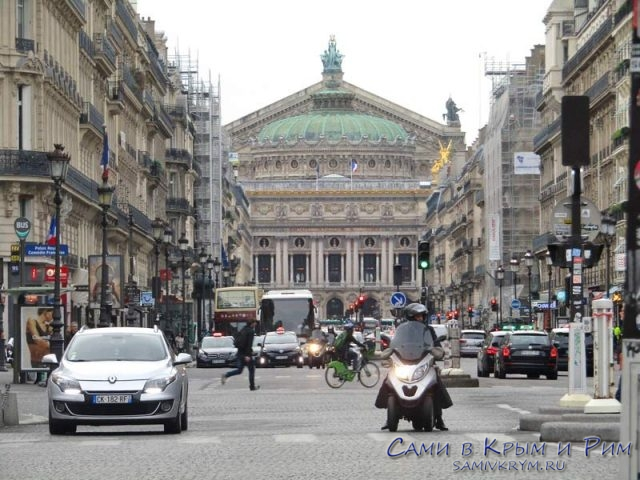 Гранд Опера Парижа