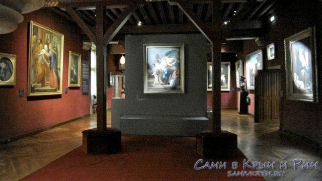 Художественный музей в Блуа