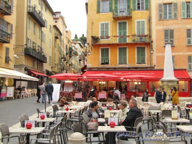 Кафе и рестораны в Старом Городе