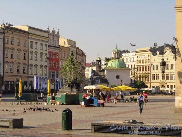 Костел-Святого-Войцеха-на-Ратушной-площади