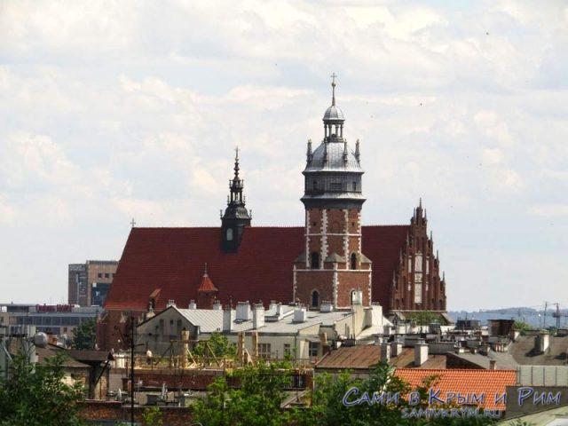 Костелы-Кракова