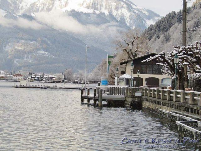 Озеро-Цель-ам-Зее