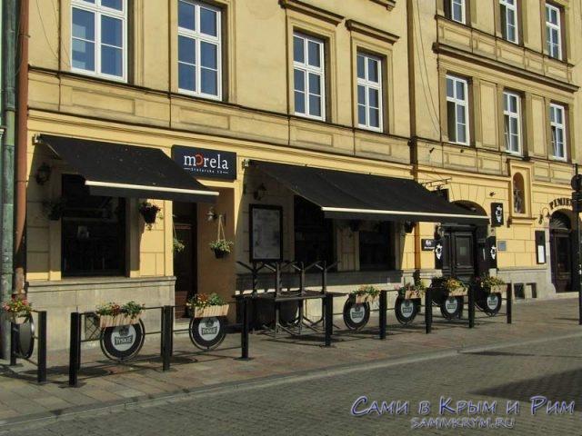 Ресторан-Морела-в-Кракове