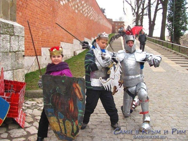 Рыцари-на-подработках