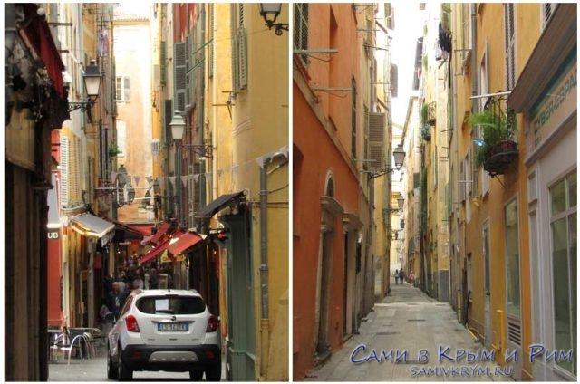 Старый-город-Ниццы