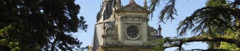 Церковь Святого Винсента и Павла в Блуа