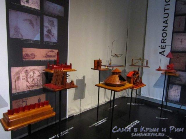 Выставка механизмов