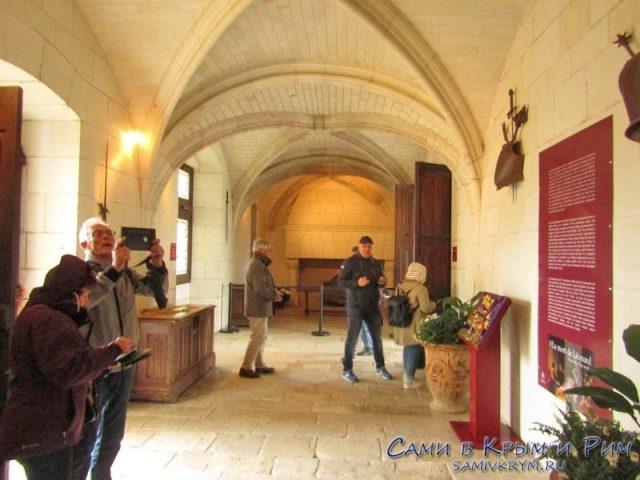 Зал охраны