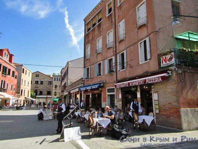 Кафе-Венеции-на-кампо