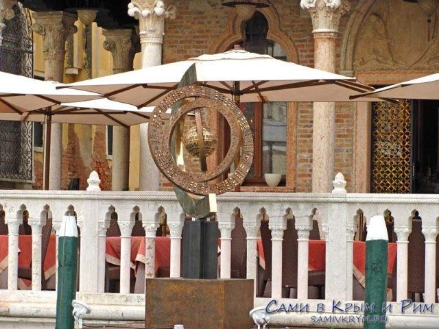 Краисвые инсталяции и дворец
