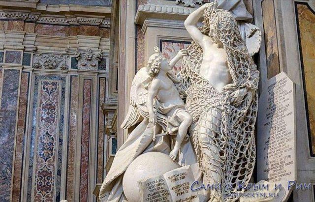Скульптура Избавление от чар