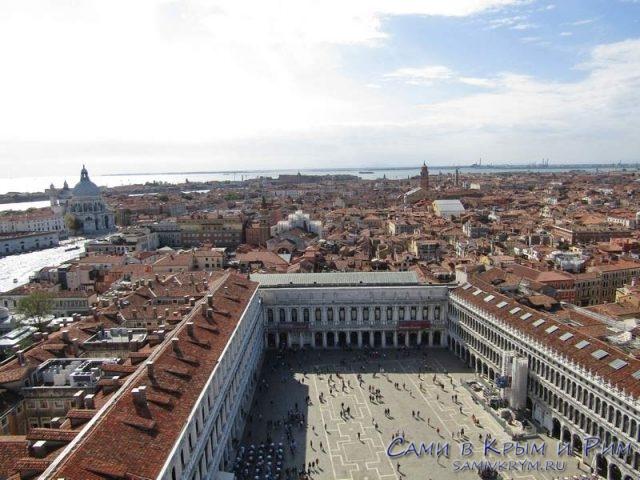 Центр-Венеции-сверху