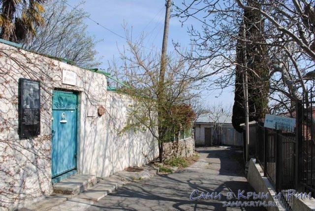 Узкие улицы Оливы