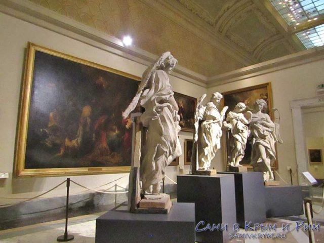 Ангелы Бернини