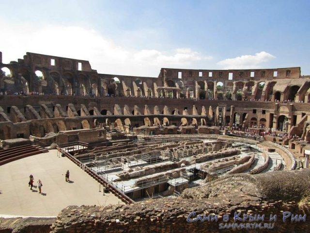 Арена Колизея