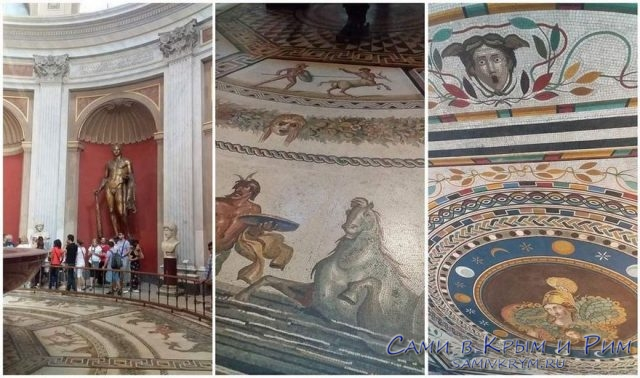 Мозаика Ватикана